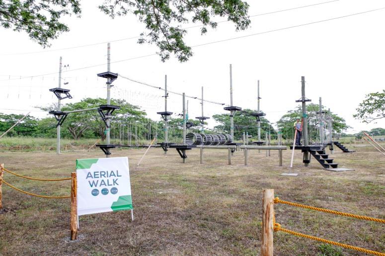Aerial Walk 3