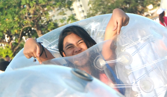 14-Zorb suits