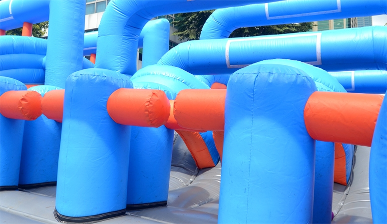 9-Inflatable Play Area