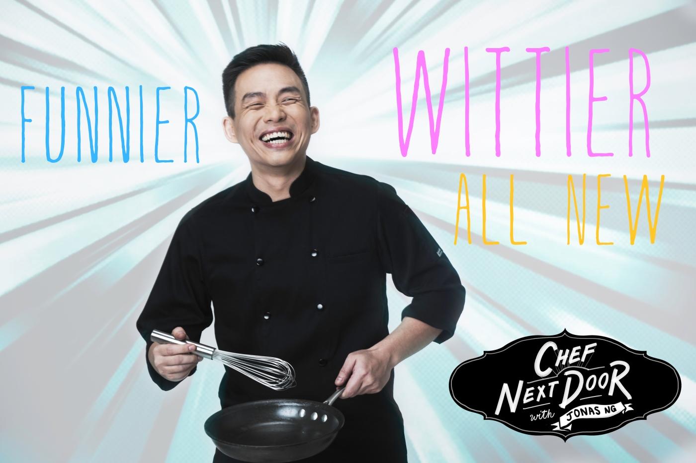 Chef Next Door